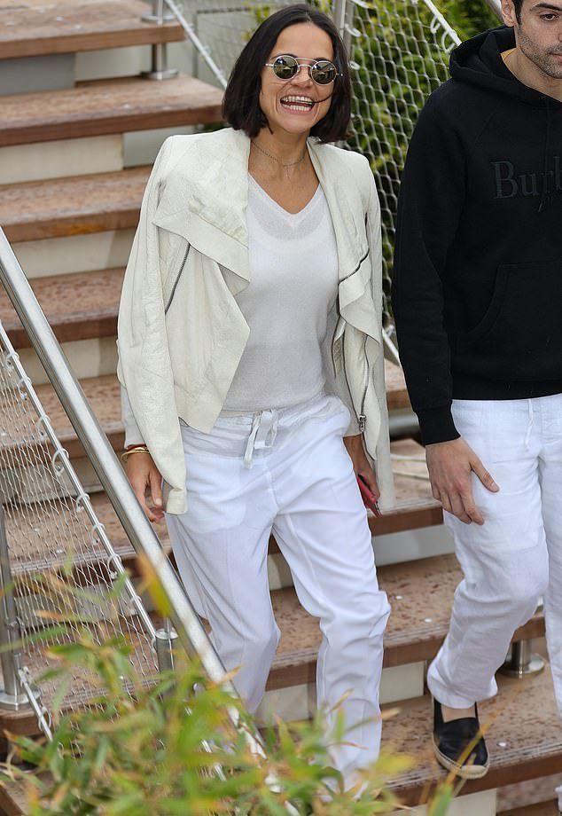 Звезда «Форсажа» Мишель Родригес преобразилась, сменив «фирменную» длину волос на стрижку