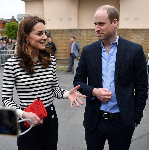 Кейт Миддлтон и принцу Уильяму пришлось юлить, рассказывая о рождении сына Маркл и принца Гарри