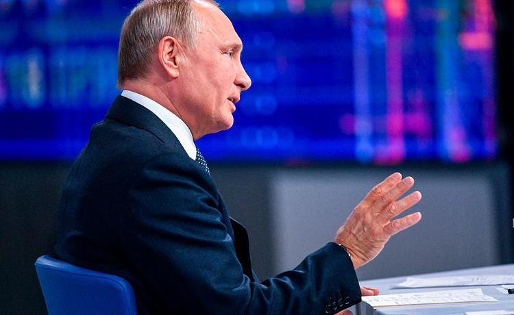 Владимир Путин ответил на вопрос «Как прожить на зарплату в 7000 рублей?»