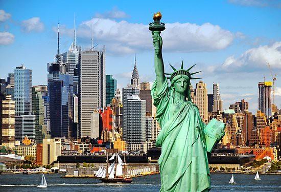 История Статуи Свободы, ставшей мировым достоянием