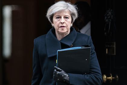 Премьер-министр Великобритании Тереза Мэй объявила об отставке