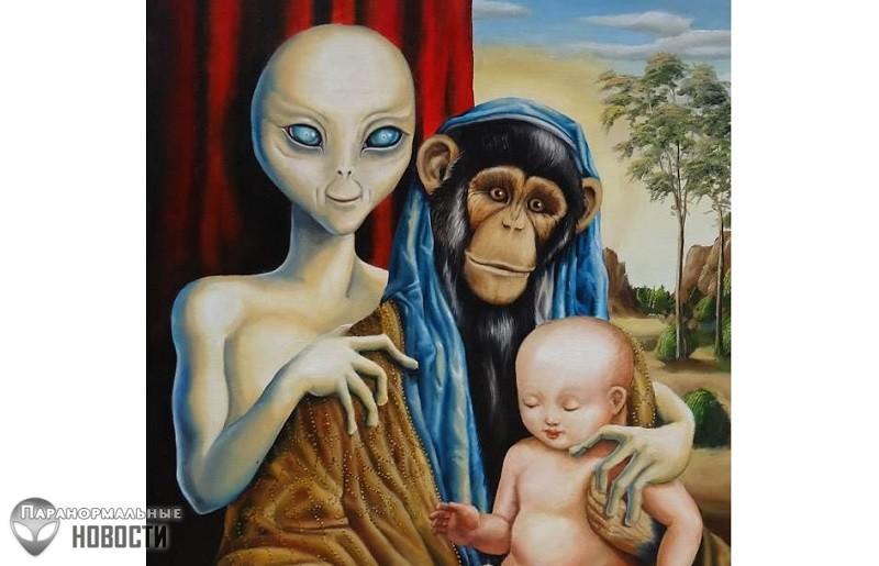 Загадка отрицательного резус-фактора: Инопланетное вмешательство?