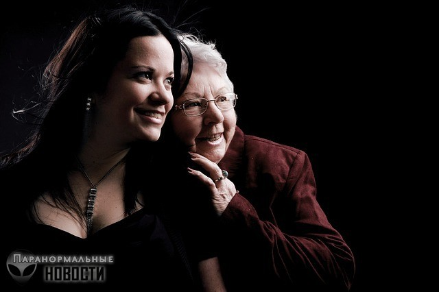 Я слышу голос своей покойной прабабушки и могу предчувствовать смерть других людей