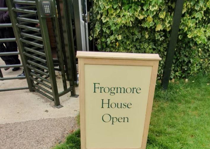 Меган и Гарри устроили в поместье Фрогмор-хаус день открытых дверей