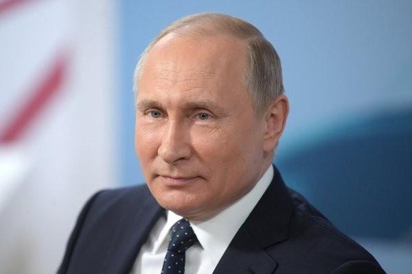 Назван регион с самой низкой поддержкой Путина
