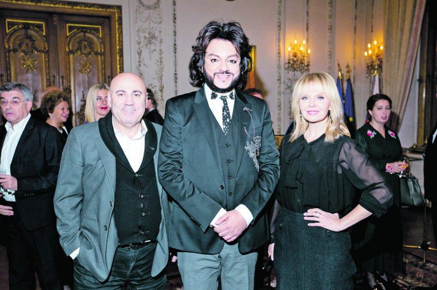 Пригожин и Киркоров поссорились из-за ревности Филиппа к жене продюсера