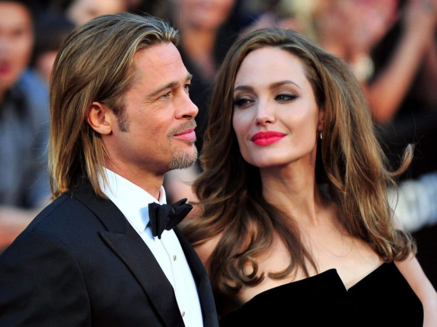 Анджелина Джоли и Брэд Питт стали друзьями после развода