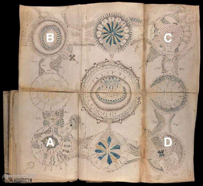 Бристольский ученый говорит, что расшифровал таинственный манускрипт Войнича
