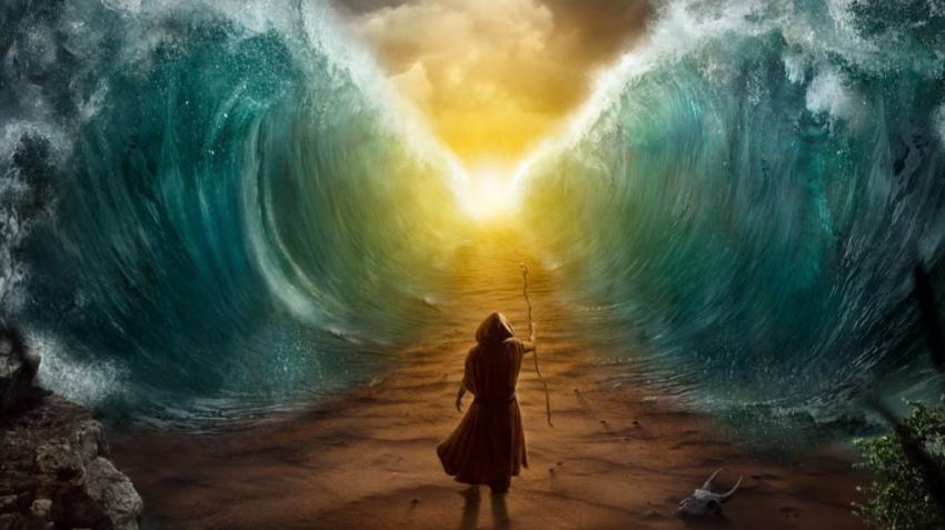 История о Моисее реальна: ученые нашли подтверждение в Красном море