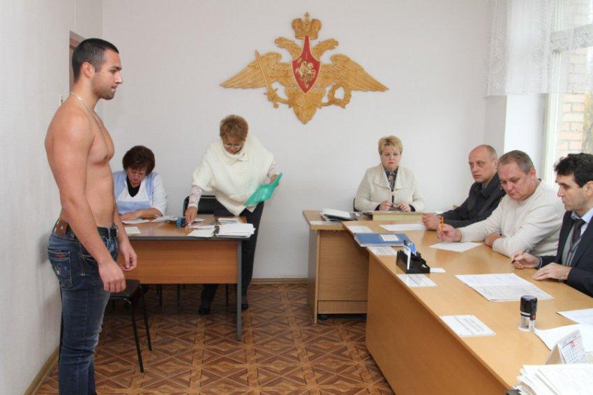 Минобороны предложило изменить правила прохождения допризывной комиссии