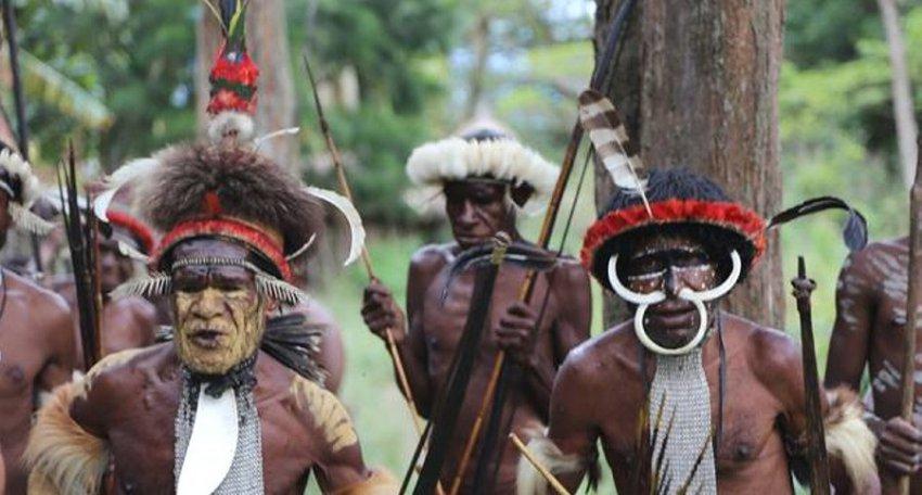 Племена, в которых в древние времена процветал каннибализм