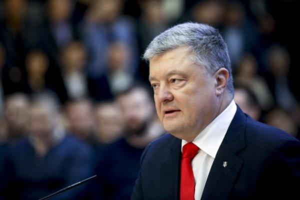 Раскрыт план побега Порошенко из Украины