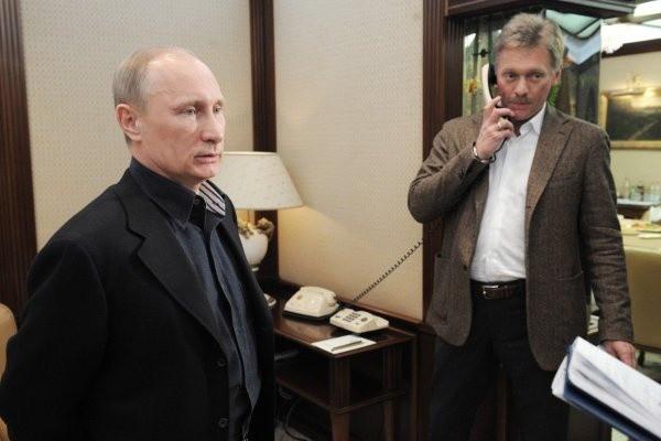 Песков удивился рейтингу Путина