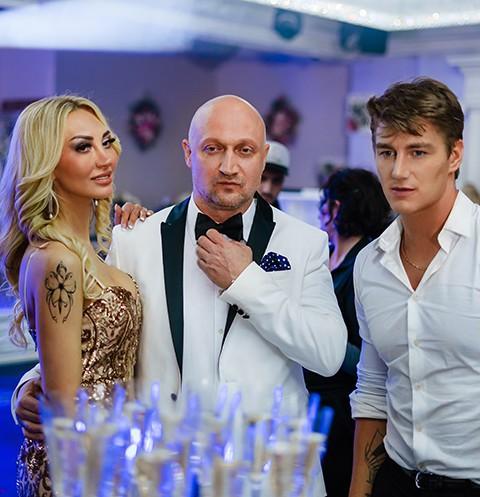 Гоша Куценко и Алексей Воробьёв подрались на светском рауте в ресторане
