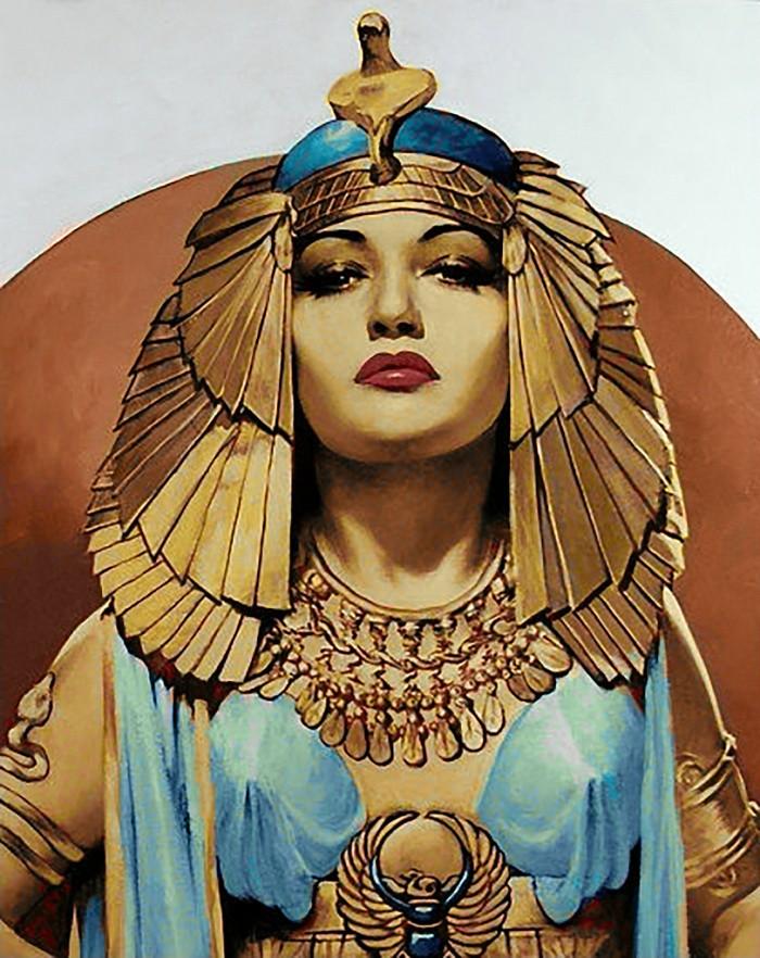 Секреты красоты Клеопатры, которые должна знать каждая девушка