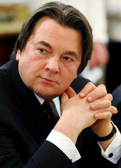 Гендиректор Первого канала может засудить Виталину Цымбалюк-Романовскую