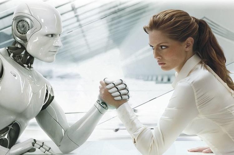 Вкалывают роботы, а как же человек