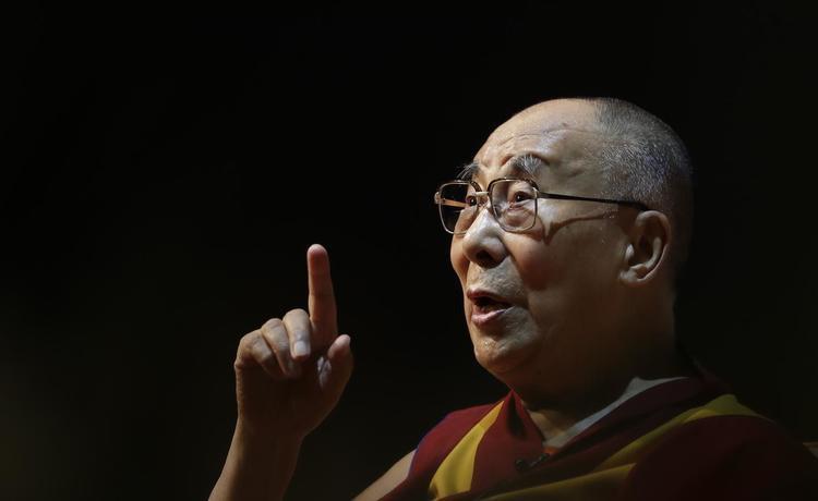 Далай-Лама дал совет российским властям как наладить мир в мире
