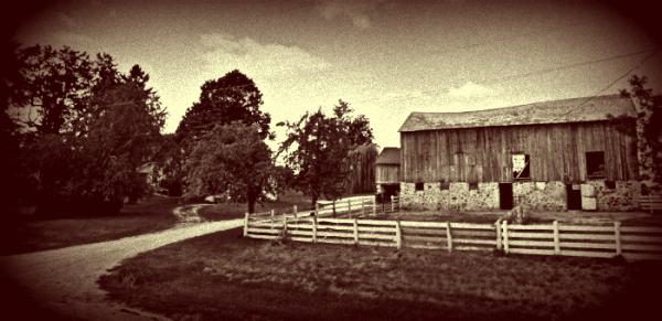 Проклятая ферма Хилл в Висконсине