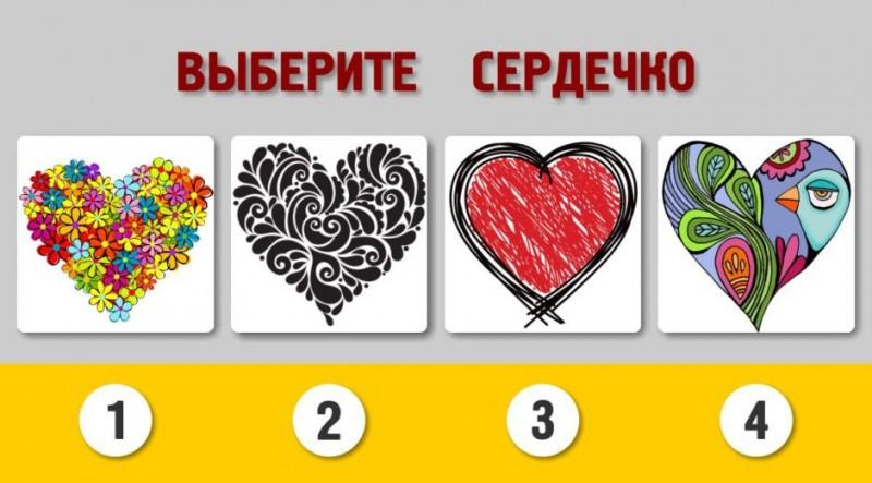 Тест по картинке: Определи, какой ты любовник