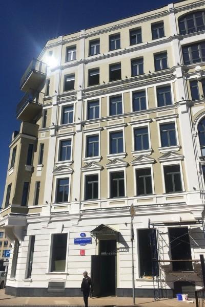 Лариса Гузеева приобрела элитные апартаменты в центре Москвы
