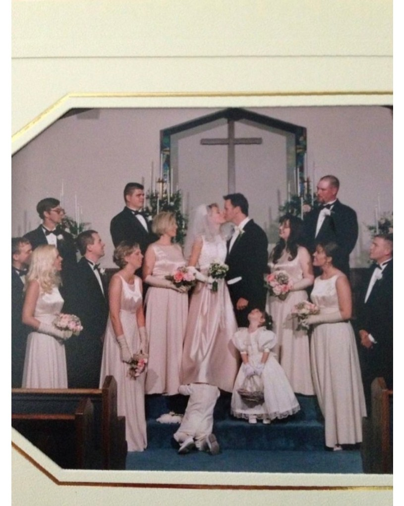 10 нелепых фотографий из семейного альбома, за которые и стыдно, и смешно