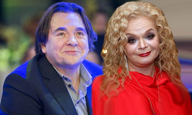 Из-за макияжа Анна Плетнева напоминает Константина Эрнста, а певица Слава Ларису Долину