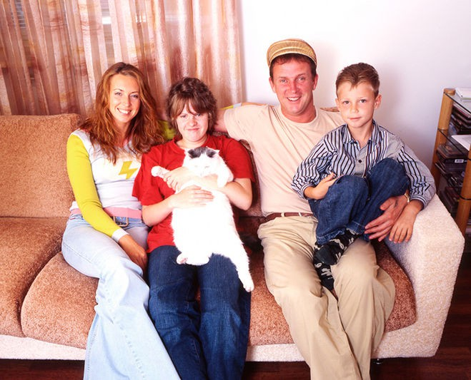 Дочь Виктора Рыбина от второго брака поделилась мнением о разводе родителей