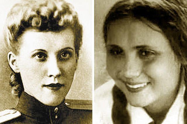 Самые красивые разведчицы Великой Отечественной войны