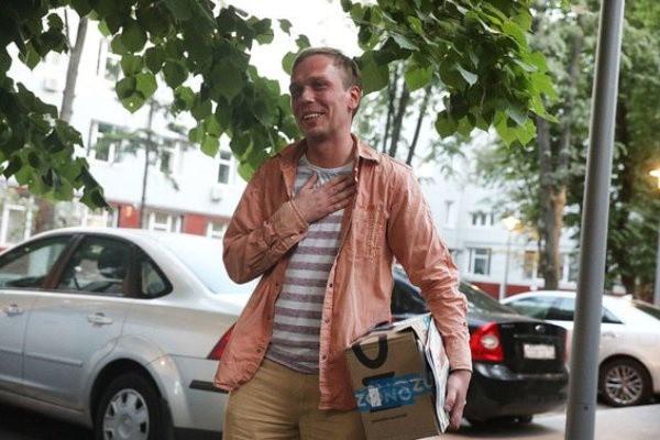 Иван Голунов, последние новости: журналист вышел на свободу
