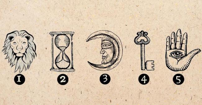 Тест по картинке: определите, чего сейчас требует ваша душа