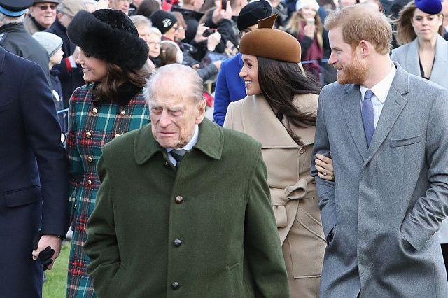 Дед Гарри, изменявший Елизавете II, узнав про его отношения с Маркл, дал принцу лишь один совет