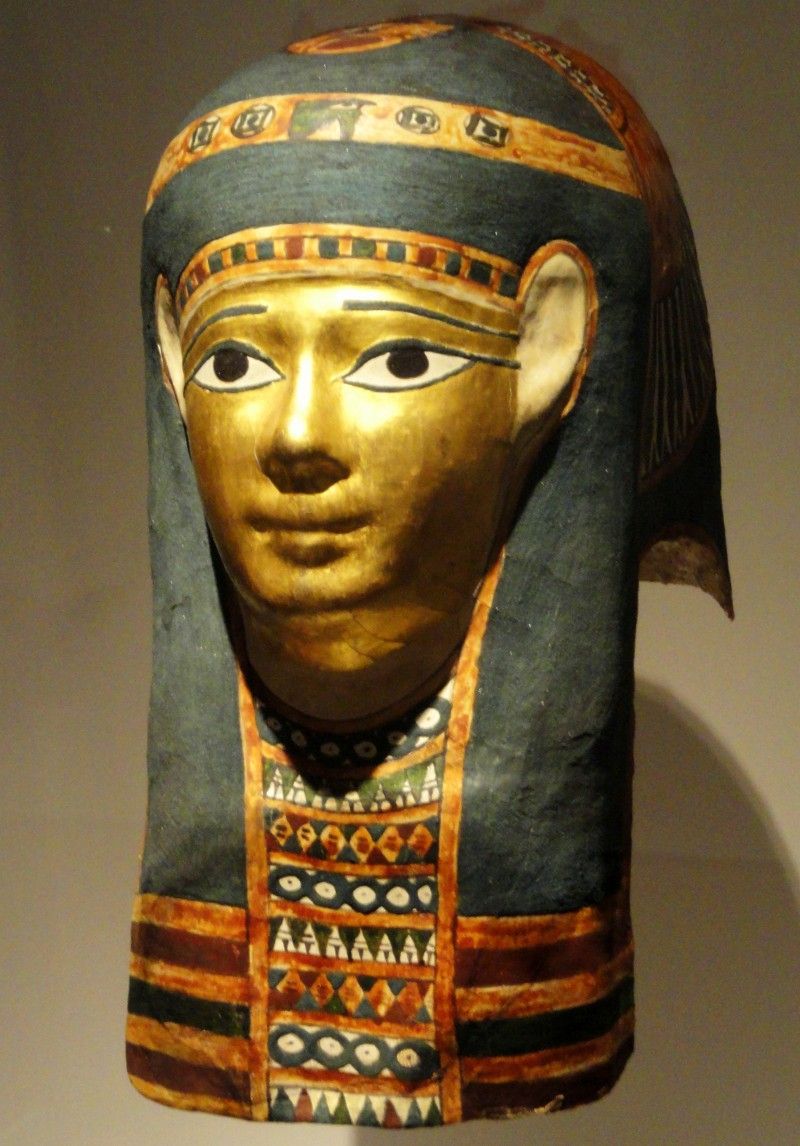 Самое древнее Евангелие нашли в маске египетской мумии