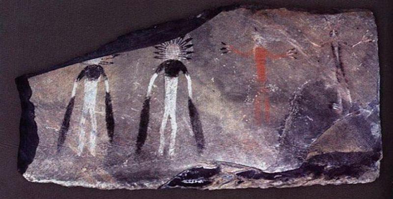 В Сибири найдены загадочные рисунки возрастом 5 тысяч лет
