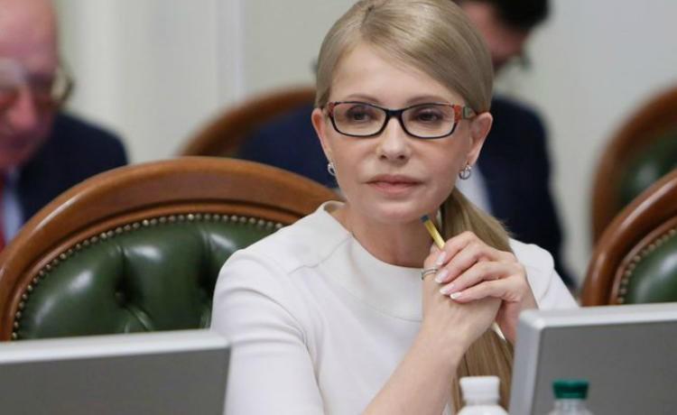 Тимошенко дала Зеленскому совет для «возрождения Украины»