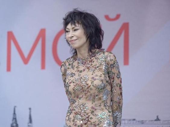 Исхудавшая Марина Хлебникова впервые за долгое время появилась на телевидении