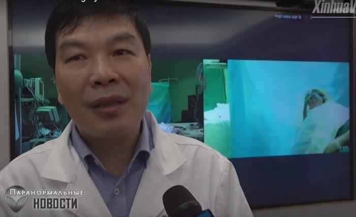 Хирург провел операцию на мозге, находясь за 3 тысячи км от пациента - Паранормальные новости