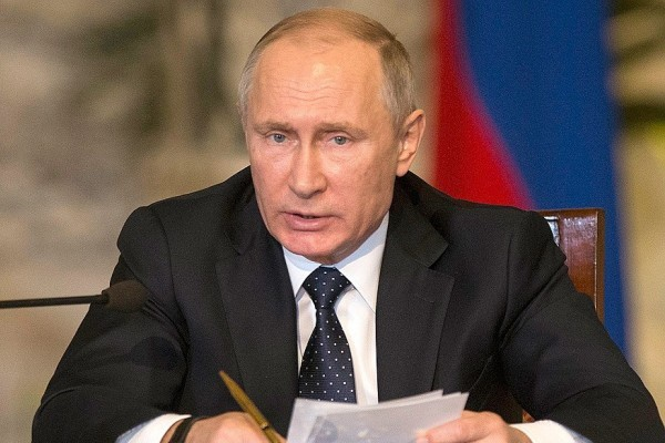 Путин объяснил, почему россияне стали меньше зарабатывать