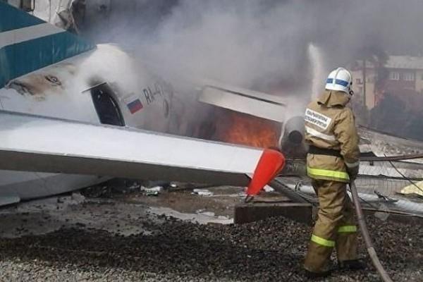 Где упал самолет сегодня, 27 июня: последние новости сейчас