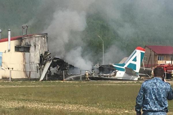 Разбился самолет сегодня, 27 июня: что случилось, сколько погибших (фото, видео)