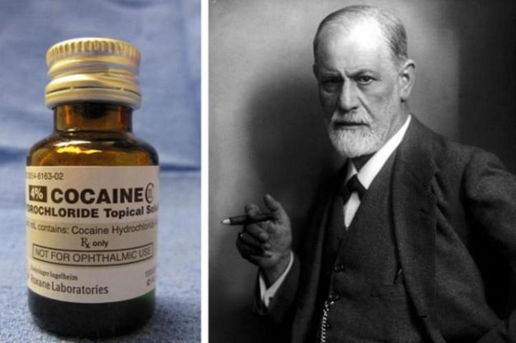 Исторические факты: опасные лекарства