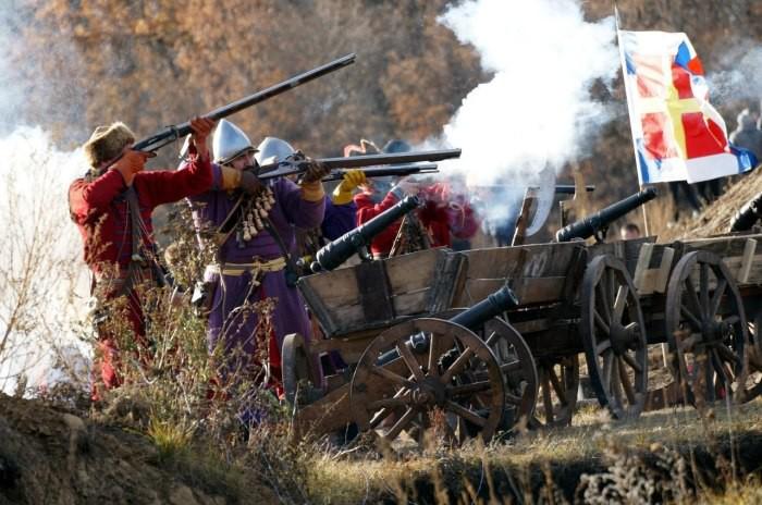 Воспитание русских мушкетёров: как появились стрельцы на Руси?