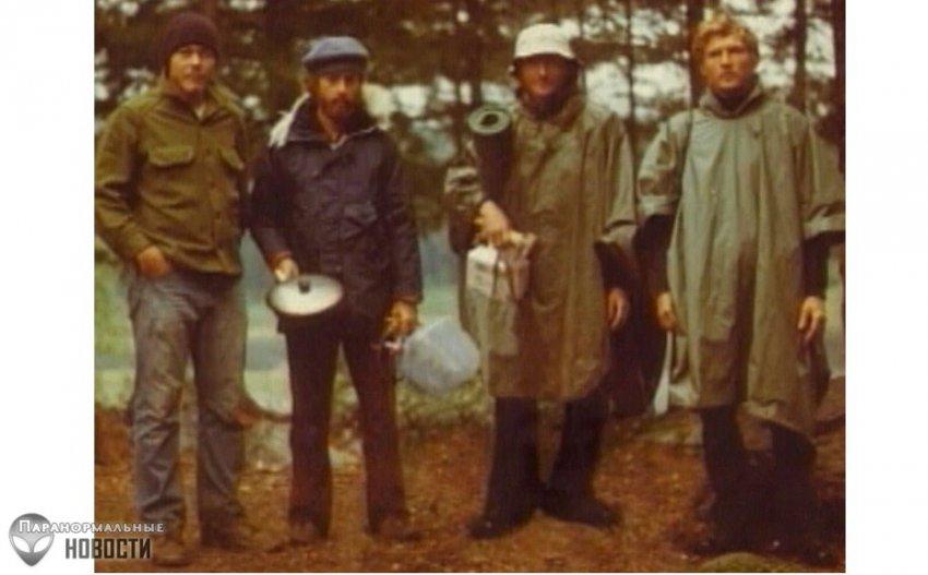 Похищение пришельцами четырех мужчин в Аллагаше