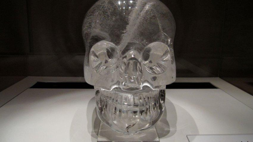 Хрустальные черепа майя: нашумевшая мистификация 20 века