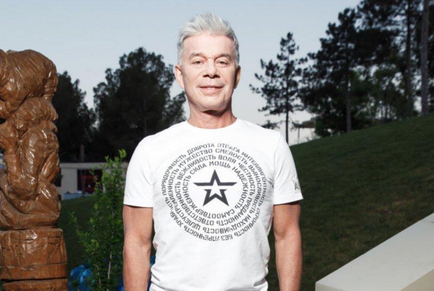 Олега Газманова не пускают в собственную квартиру в Юрмале