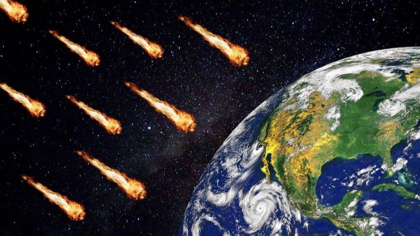 Астрономы предупреждают: этим летом Земля сблизится с роем опасных метеоритов