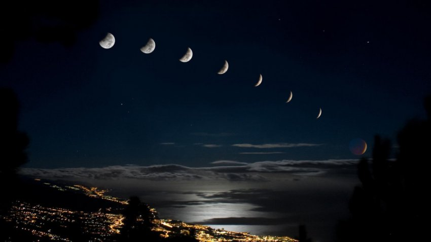 Лунный календарь с 3 по 9 июня