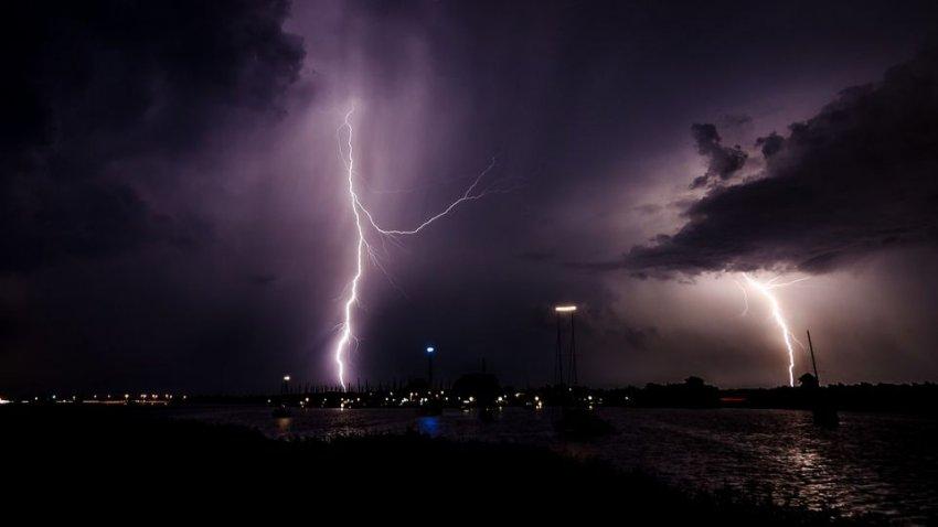 Шаровая молния: как образуется и как вести себя при встрече с ней