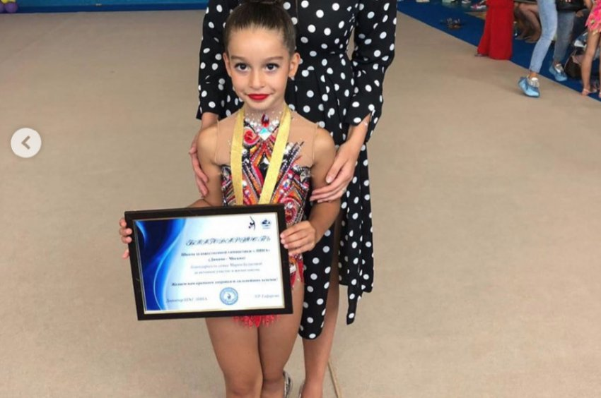Ксению Бородину разгневала критика в адрес ее дочери