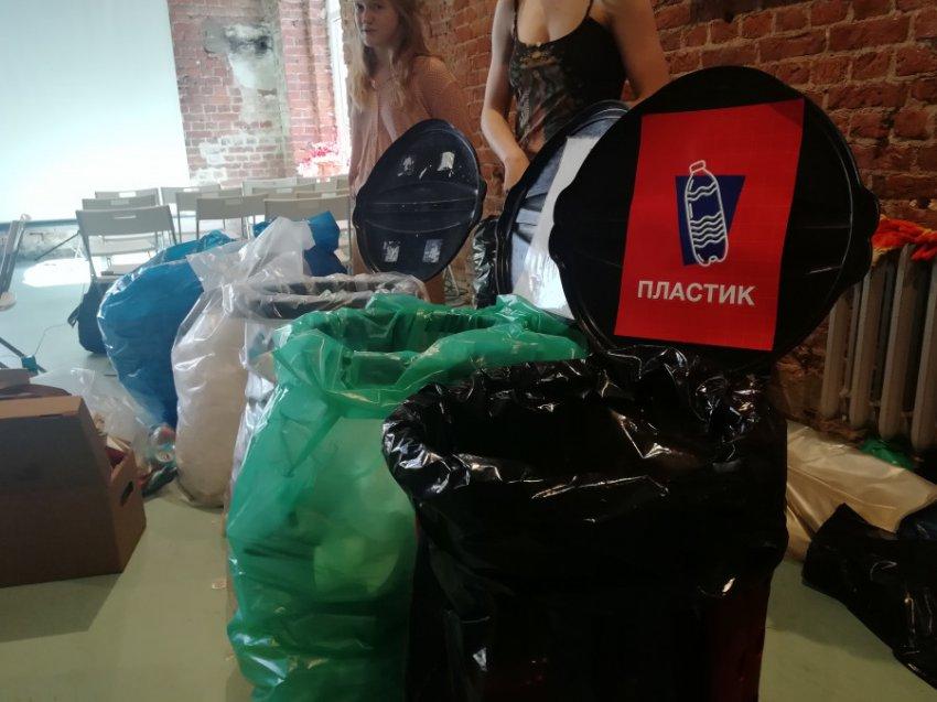 Активистка «РазДельного Сбора» рассказала, какие проблемы с мусором есть в Петербурге
